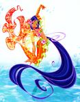 Kalia Mermaid