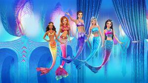 Barbie Universe Mermaids