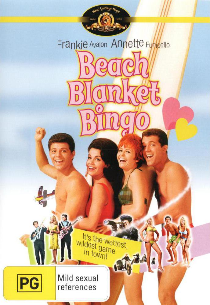 c67dd8e1e804 Beach Blanket Bingo (1965 Film)