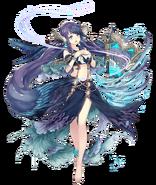 Portrait Little Mermaid Minstrel
