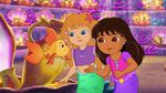 Fishy with Mariana and Dora