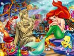 Cartoon little-mermaid 01-1920x1440