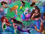 Mariana Becomes a Mermaiden 2