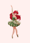 Ballerina ariel
