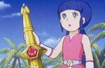 Sophia With The Mermaid Sword