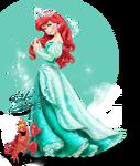 Ariel extreme princess photo