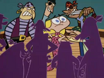 Dee Dee and Pirates