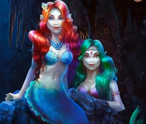 Midnight Mermaids 01