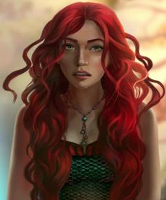 Dangerous Games Mermaid