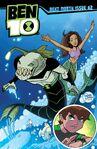 Ben 10 IDW issue 1 lorelai6