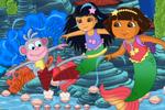 Dora, Boots And Maribel