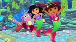 Dora, Maribel And Boots