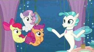 CMC & Twilight become seaponies - Surf and or Turf