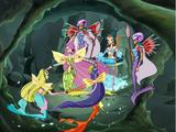 Mermaids (Winx Club)
