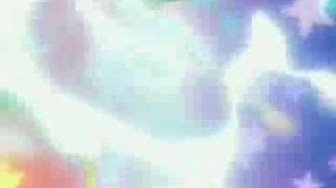 Mermaid Melody - Rina's Land Transformation