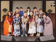 Mermaid Melody Memorial Concert Group Photo!