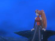 Sheshe Sitting On A Rock