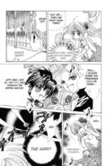 Lucia Affected By Sheshe And Mimi's Song Manga