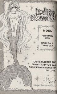 Manga - Indigo Mermaid - Noel - Profile