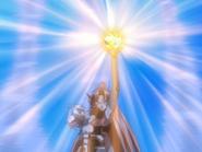 Sheshe Using The Ball Of Light