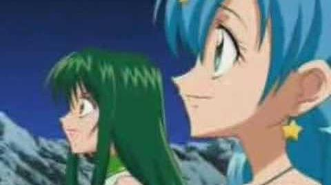 Mermaid Melody Legend of Mermaid (6 Mermaid Version)