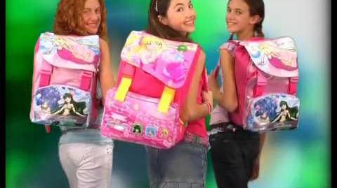 Principesse Sirene School Supplies Advert