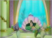 Rina en su palacio
