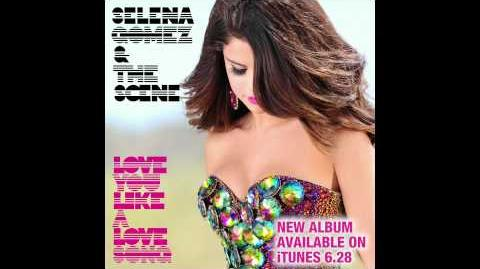 Selena Gomez & The Scene - Love You Like A Love Song (Audio)