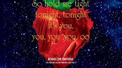 Hold Me Tight - Evan Rachel Wood (Lyrics)