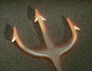 Diana's Trident