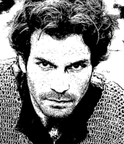Santiago Cabrera lotr