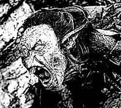 Moria Goblin Shaman