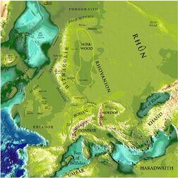 Middle-earthFA
