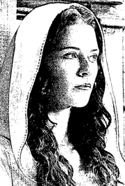 Bridget Regan lotr