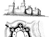Sarn Castle