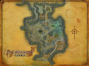 Silvertine Lodes map