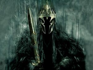 The Witch King of the Lord Of The Rings