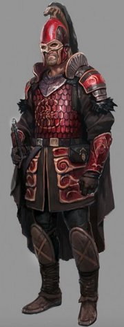 House Réneward Soldier