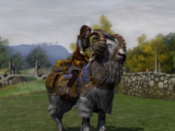 Goat-Steeds
