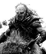 AUJ Gundabad Orc Hunter 1