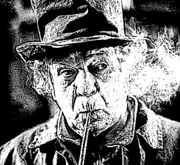 Smoking Shire Hobbit