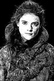 Rose Leslie lotr