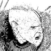 Gray-haired Gundabad Orc