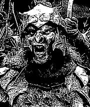 Mordor Orc ROTK