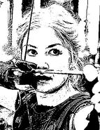 Rosamund Pike lotr