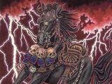 Horses of mordor