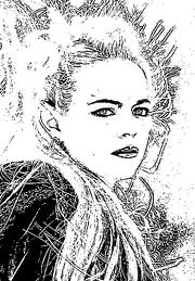 Emma Stone lotr