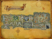 Durin's Way map