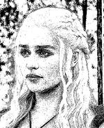 Emilia Clarke lotr