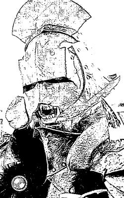 Isengard Uruk Soldier